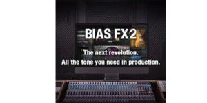 BIAS FX2の音作り!骨太なロックサウンドが簡単に作れる!?