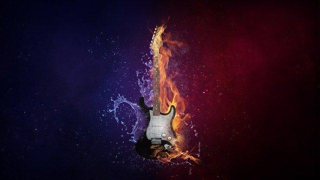 【ギター】立って弾くと弾けなくなる?!原因と改善方法!